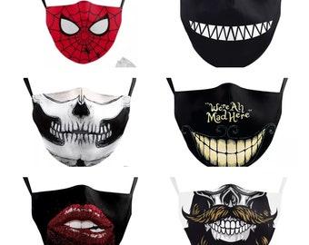 Mouth mask