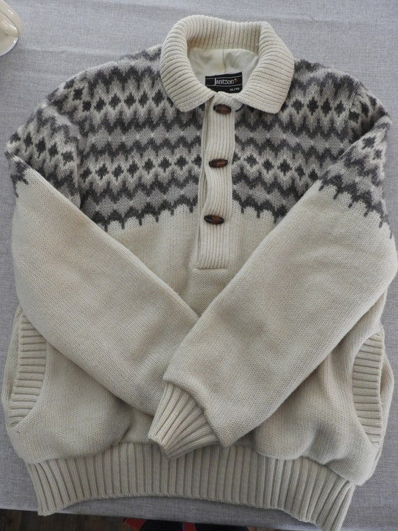 1970's Jantzen Pullover