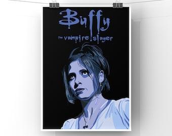 Sarah Michelle Gellar Buffy from Buffy the Vampire Slayer | Etsy