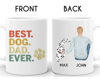 Dalmation Tricks Mug Gifts For Him Her Friends Colleagues