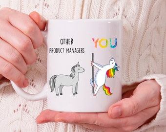 Christmas Gifts for Product Manager, Product Manager Coffee Mug, Product Manager Birthday Gift, Product Manager Graduation Gifts N193