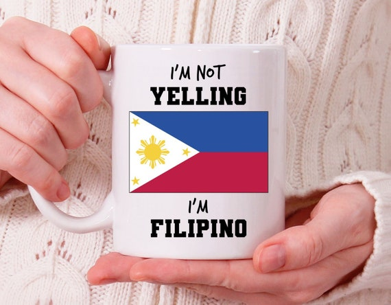 Filipino Mug Filipino Gift Ideas Philippines Gift Gifts Etsy