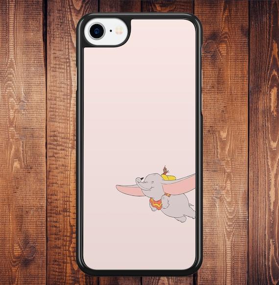 Coque iPhone Disney Dumbo copie 5S se 6S Plus 7 8 X xs max xr 11 pro