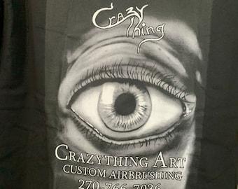 3xl - Crazything Business Tshirt