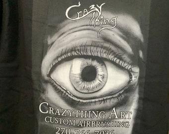4xl - Crazything Business Tshirt