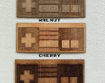 NES - Wood Sticker
