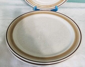 Fostoria Horizon Spruce Salad Plates 1950s