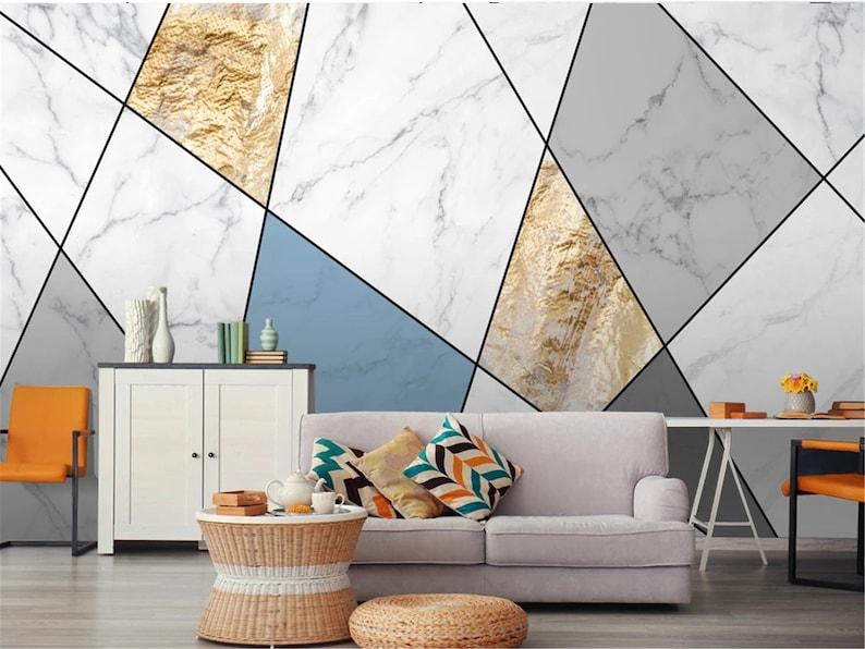 Wall Mural Wallpaper Covering Background Wall Wallpaper Wall Waterproof Living Room Bedroom