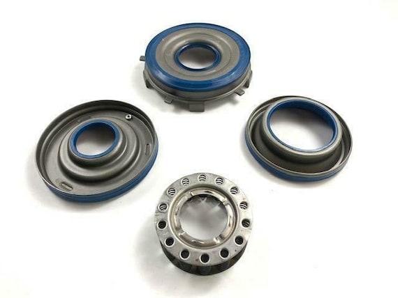 700R4 Updated Molded Piston Set w// Seal Kit 3-4 GPZ Clutch Pack Forward Sprag