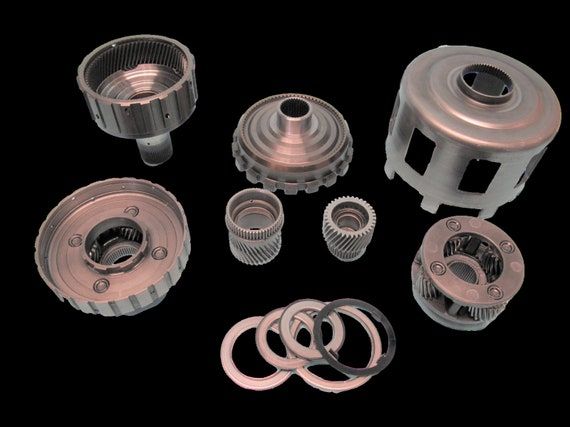 Chevy GM 4L60E 4L65E 4L70E Transmission Alto Less Steel Level 2 Rebuild Kit 2004-On