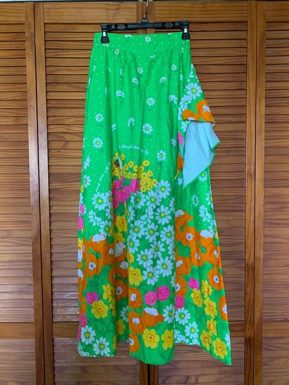 Malia Honolulu Vintage Skirt & Bandana