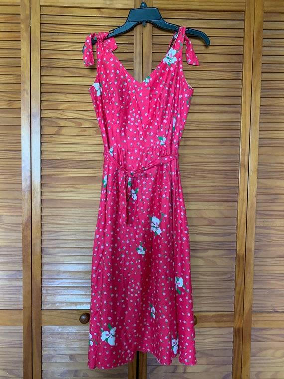 Malia Honolulu Vintage Dress