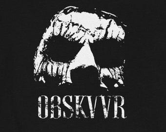 OBSKVVR FACE - Crop Top