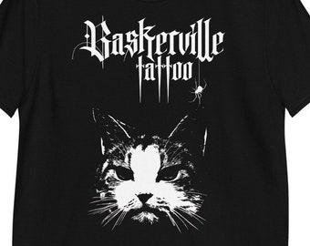 CAT BASKERVILLE TATTOO - T-shirt