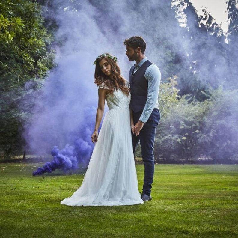 Wedding Smoke Bomb Party Smoke Smoke for Pictures