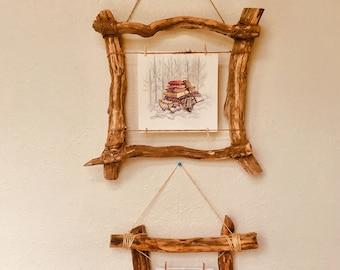 5x7, 8x10, 11x14, 9x12 Rustic Picture Frames Collage Rustic Driftwood Custom Frames Wall Art Wood Frames
