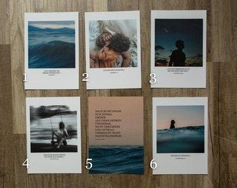 6 Postkarten deiner Wahl - 24Kostbarkeiten Ermutigungskarten