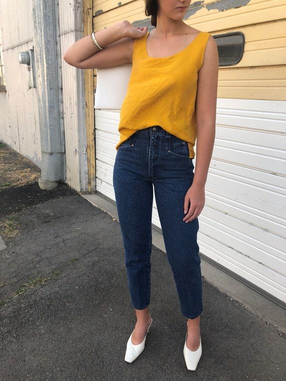 Vintage Wrangler Blue Jeans