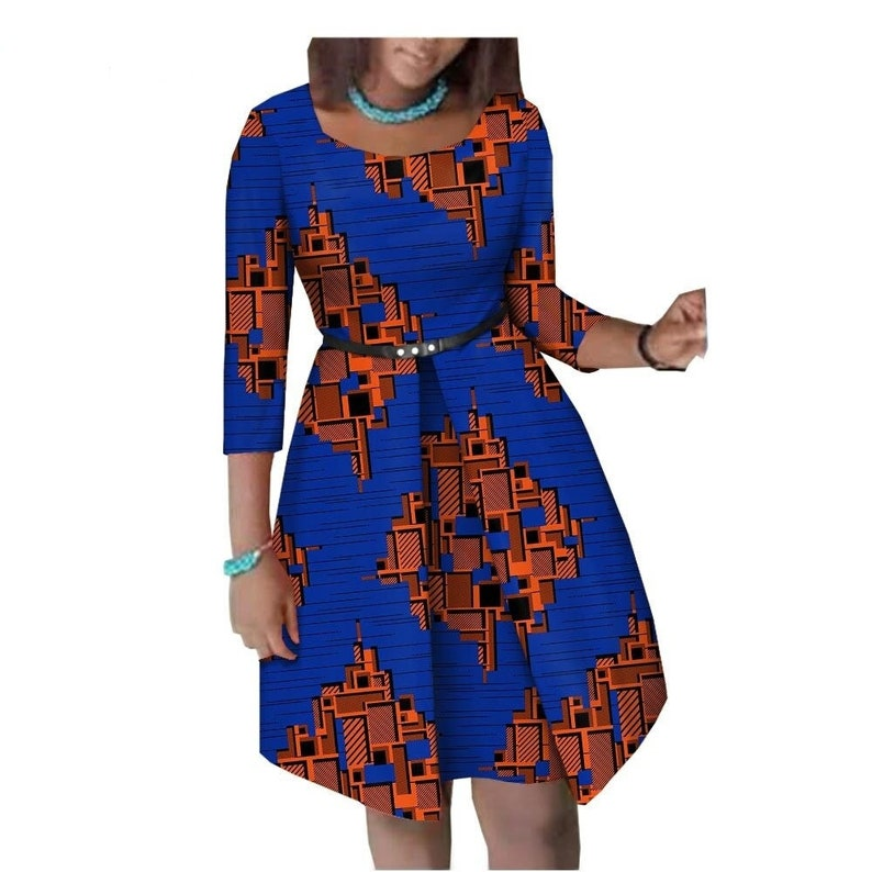 A-line gown African dresses for summer african clothing for women african wedding dress