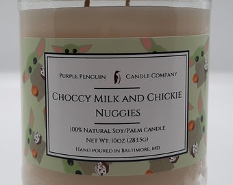 Choccy Milk and Chickie Nuggies