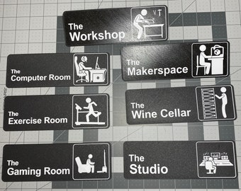 The Office Custom Like Signs For Any Room In Your Home or Desk The Office Inspired Signs The Office Inspired Art Custom The Office Gift