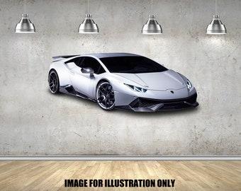 Muurversieringen Stickers Huis Wandtattoo Lamborghini Gallardo Spyder Wand Aufkleber Luxus Sport Auto Wandbild Ridesharejustice Org