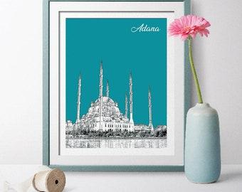 Adana Poster Etsy