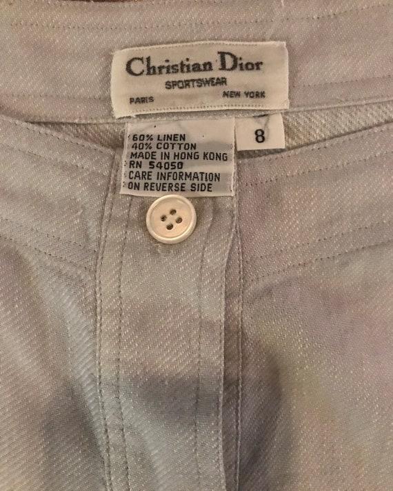 Vintage Christian Dior Sportswear Dress