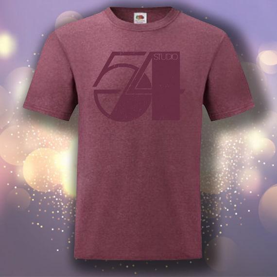 Studio 54 Broadway NYC Theatre Nightclub COOL RETRO Unisex T Shirt B101