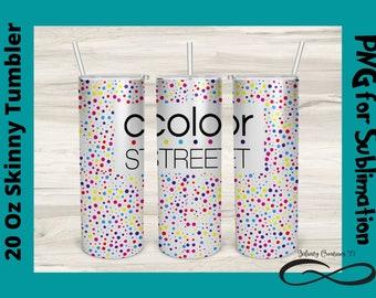 color street svg