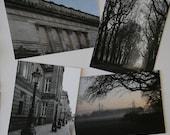 4 Preston Postcards, Preston North End, Moor Park Avenue, Harris Museum and Art Gallery, Lancaster Road, Preston, Prestonian, Lancashire