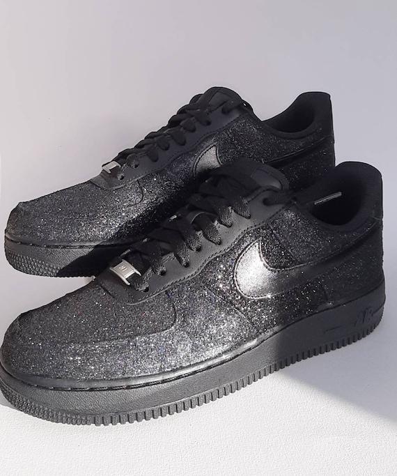 nike air force 1 glitter
