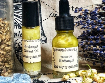 Ritual Anointing Oils