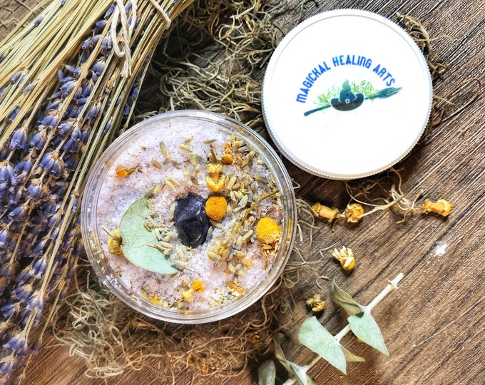 Fais Do-Do Deep Sleep Bath Salts- 8 oz- Relaxing Bath Soak to Encourage Deep Healing Sleep