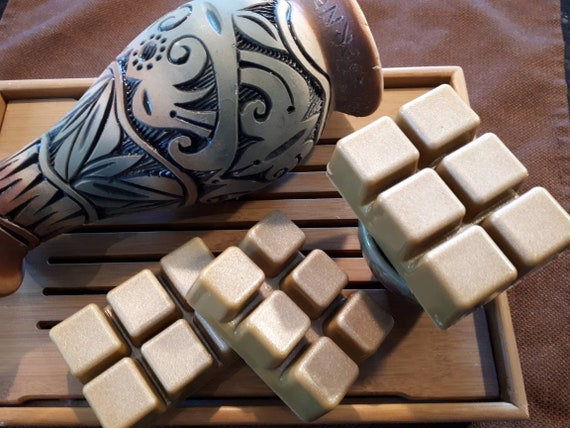 Sandstorm | Clamshell Soy Wax Melts | Homemade Soy Melts | Natural Eco Friendly | Eco Home Decor | Wickless Candle