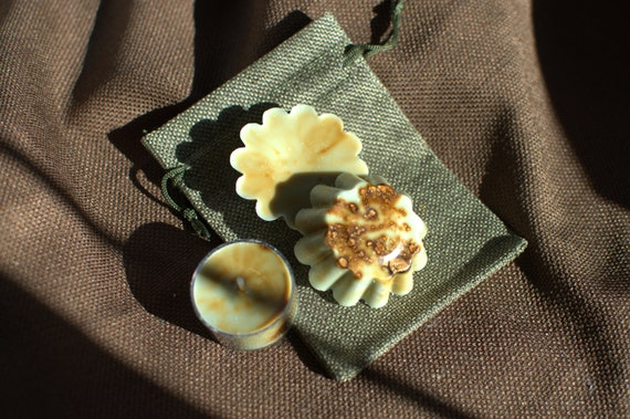 Large Tart - Mini Soy Wax Melts | Homemade Soy Melts | Natural Eco Friendly | Eco Home Decor | Wickless Candle
