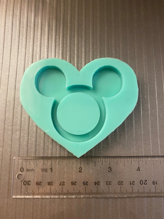 Mouse Scored Silicone Mold B-Grade AAAA