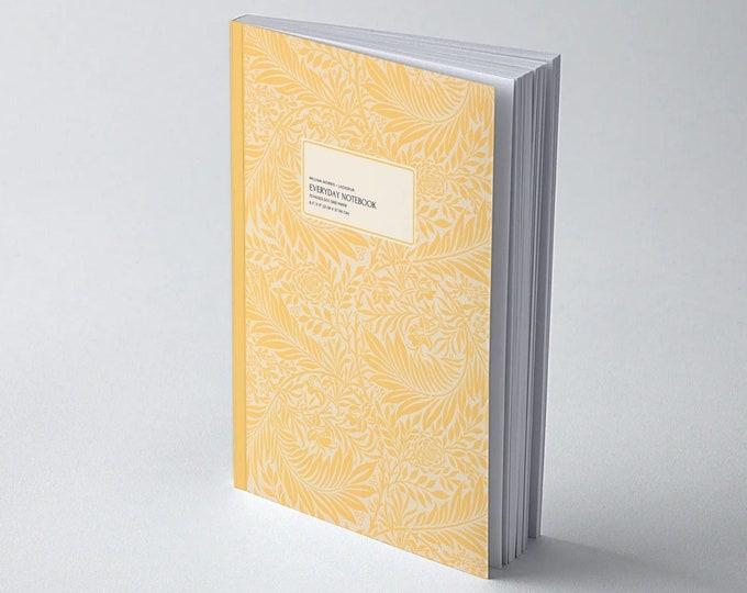 William Morris: Larkspur, Everyday Dot Grid Notebook