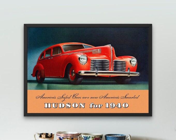 1940 Hudson Prestige