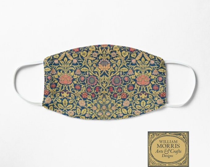 William Morris: Violet and Columbine, Face Mask