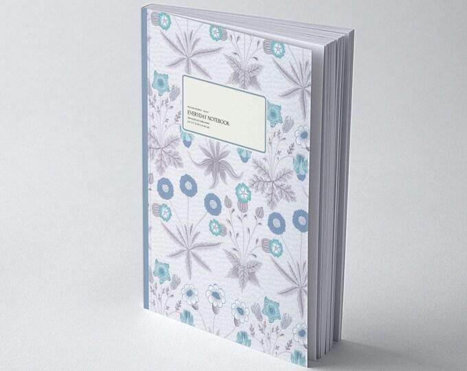William Morris: Pastelite Purple, Everyday Dot Grid Notebook
