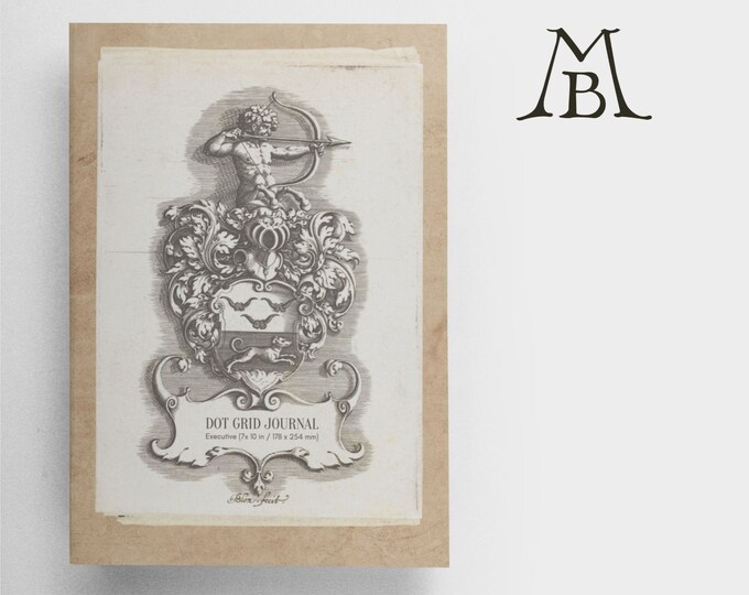 Medieval Classics: Michel le Blon, Grid Journaling II