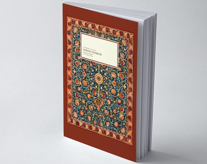 William Morris: Holland Park, Everyday Dot Grid Notebook