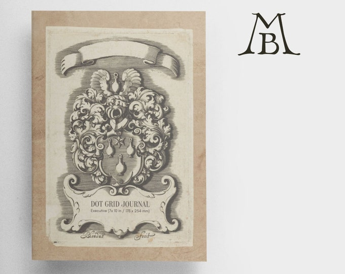 Medieval Classics: Michel le Blon, Grid Journaling I