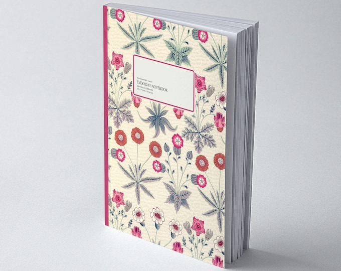 William Morris: Royally Lovesick, Everyday Dot Grid Notebook
