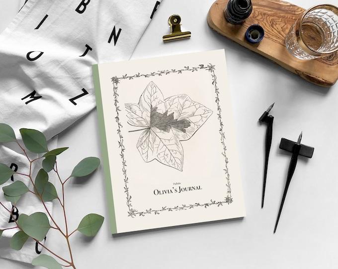 Shirley Hibberd, father of Amateur Gardening: Personalised Journal, Pallida