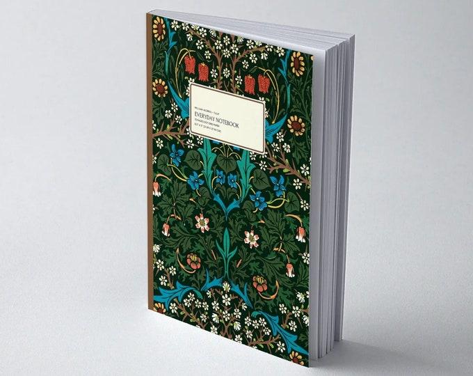 William Morris: Tulip, Everyday Dot Grid Notebook