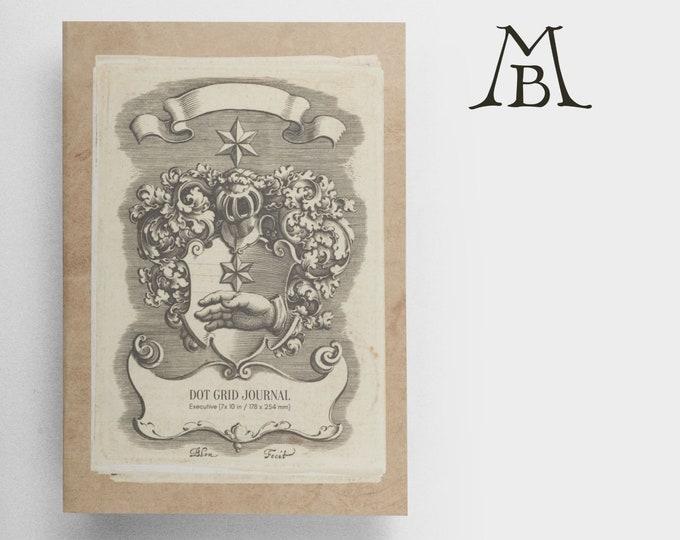 Medieval Classics: Michel le Blon, Grid Journaling IV