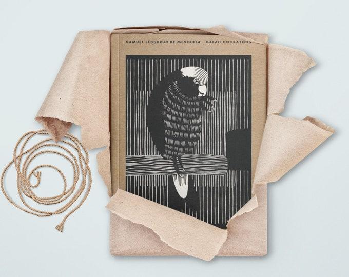 Samuel Jessurun de Mesquita: Galah Cockatoos, blank journal