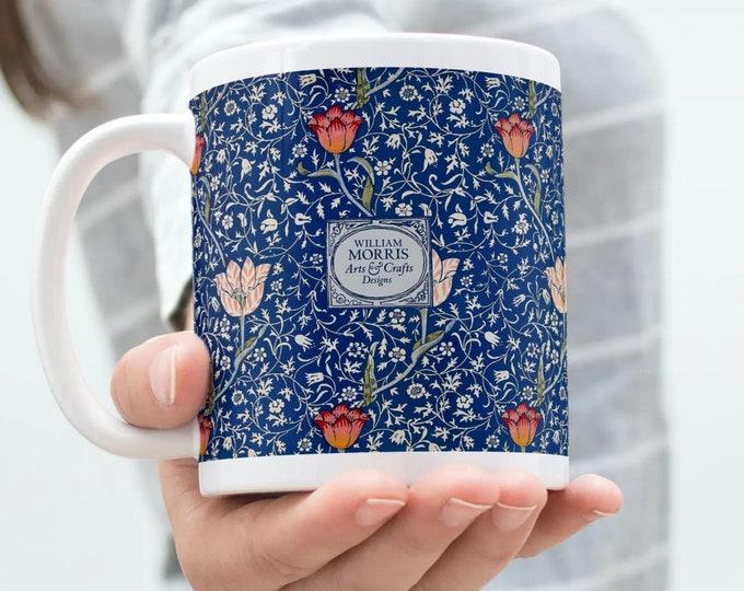 William Morris: Medway, Coffee Mugs